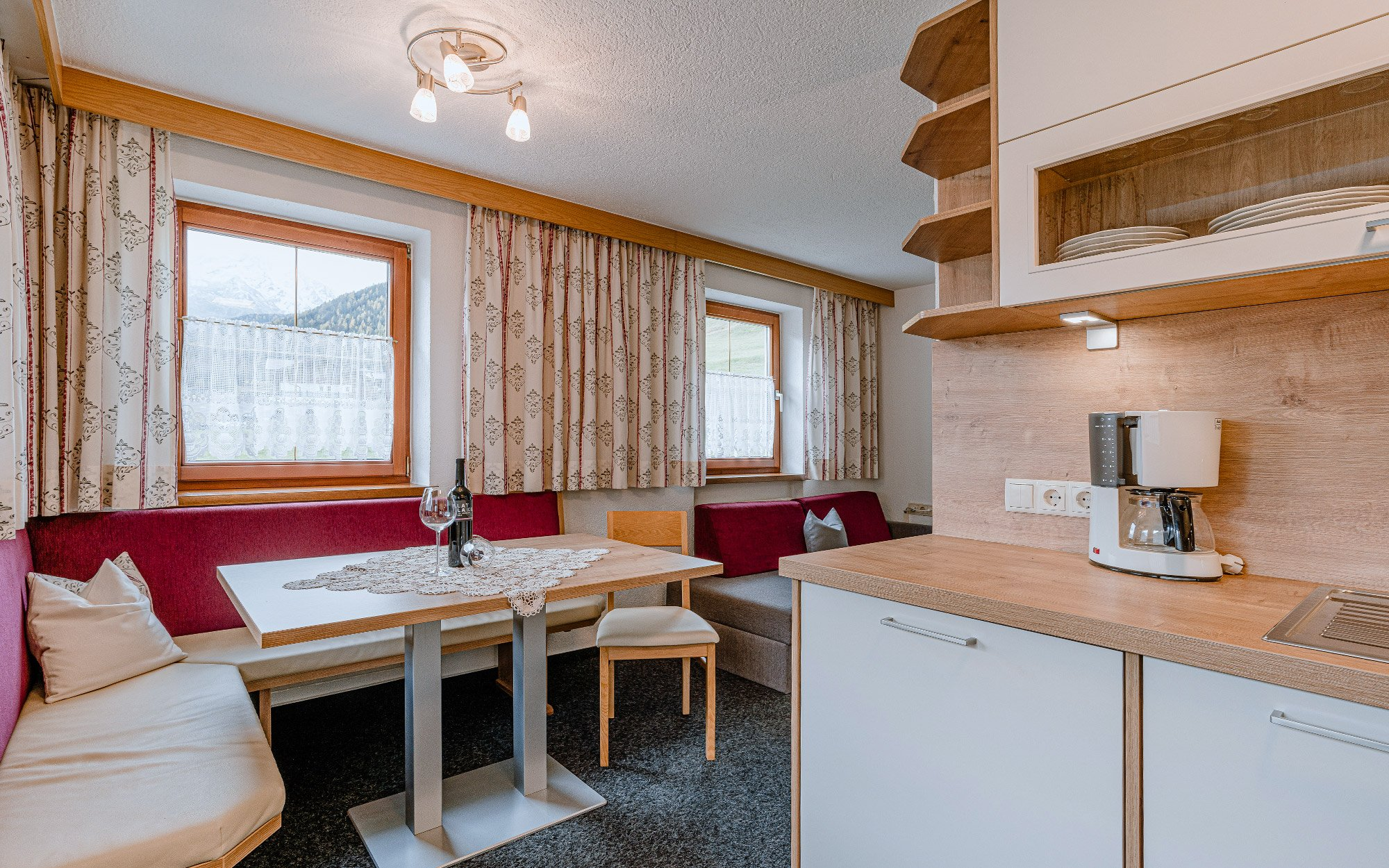 Appartement im Haus Crystal |